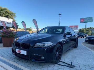 BMW 525 d  Pack M