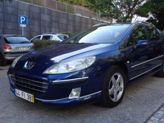 Peugeot 407 sw, 2005