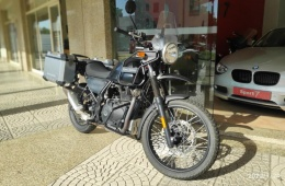Royal enfield Himalayan Adventure BS4