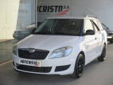 Skoda Fabia break 1.6 TDi Ambiente