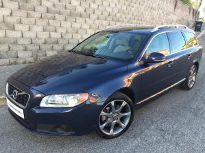 Volvo V70 2.0 D4 Summum S/S Geartronic