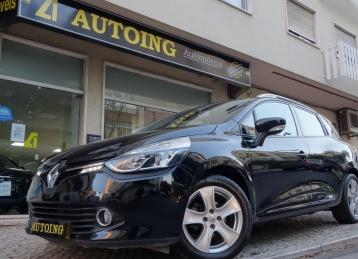 Renault Clio Sport Tourer 1.5 DCI DINAMIC