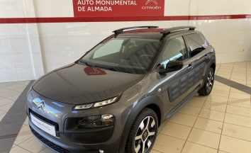 Citroën C4 Cactus 1.6 BlueHdi 100cv Shine