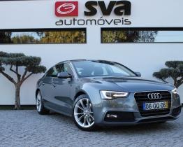 Audi A5 Sportback 2.0 TDI Nacional S-Line