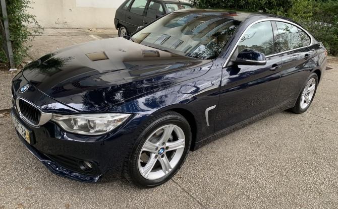 BMW 420 Grand Coupé dA Advantage 190cv