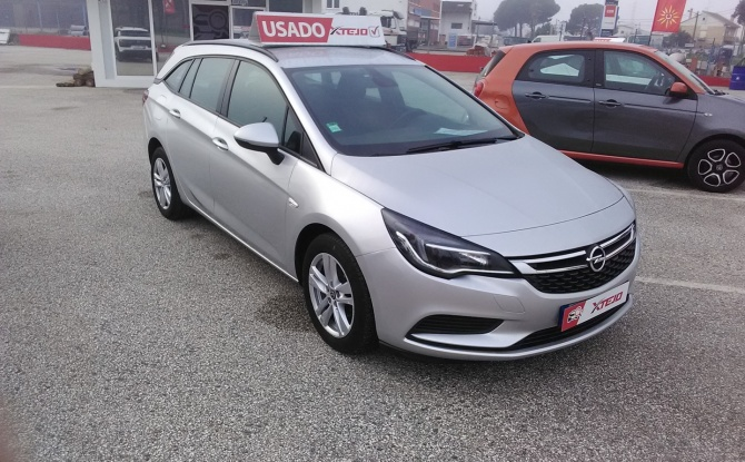 Opel Astra Sports Tourer 1.6 CDTi Turbo