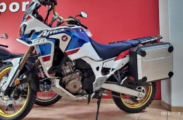 "Honda Africa twin CRF 1000 ADVENTURE SPORTS DCT ""BIG TANK"""