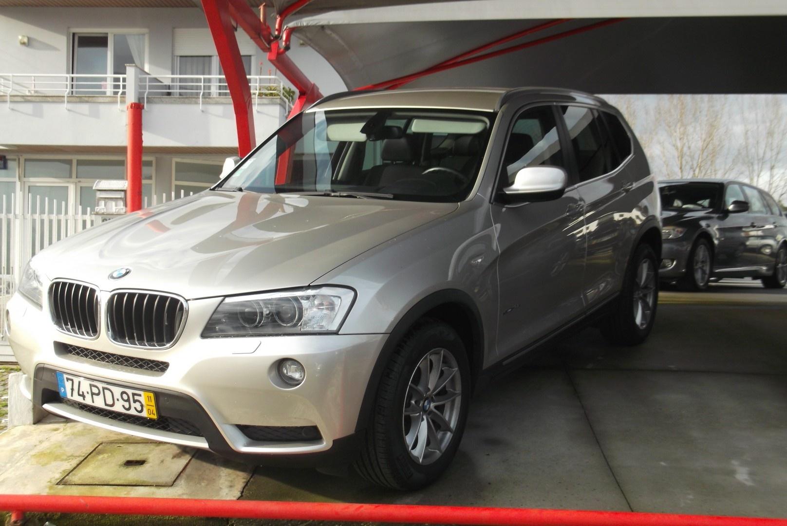 BMW X3 X-DRIVE 2.0d