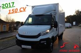 Iveco Daily 35-150 CONTENTOR + PLATAFORMA // 3.000 CC // 150CV