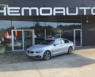 BMW Série 4 Gran Coupé 418d Line Sport Auto