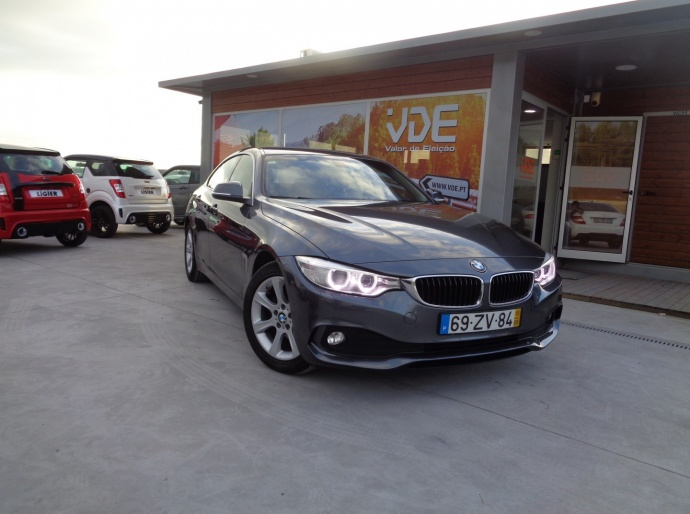 BMW 420 Grand Coupé AUTO 190CV