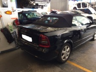 Opel Astra Cabrio para peças