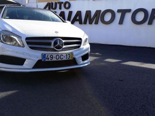 Mercedes-benz A 200, 2013