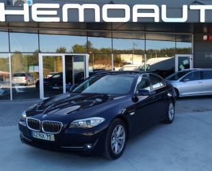 BMW 520 DA Limo