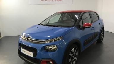 Citroën C3 NV 1.6 BlueHDi 100 S&S CVM Shine