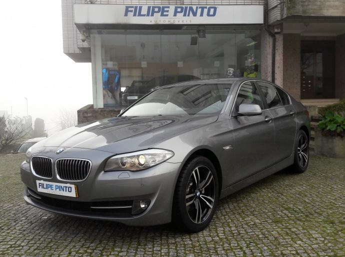 BMW 520 D Limousine Sport (Novo Modelo)