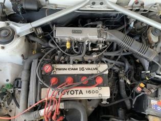 Toyota Corolla GT Twin Cam 16V