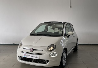 Fiat 500C 1.0 Hybrid Lounge