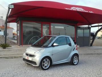 Smart Fortwo Passion CDI Cabrio