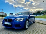 Bmw 118 D Pack M original