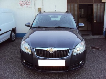 Skoda Fabia Break 1.4 tdi elegance