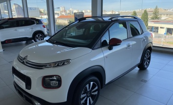 Citroën C3 AIRCROSS 1.5 BlueHDi 100 CVM6 C SERIES