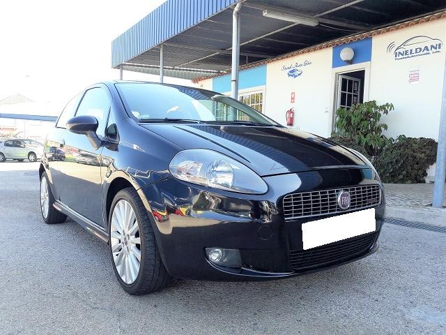 Fiat Grande Punto 1.3 Mutijet