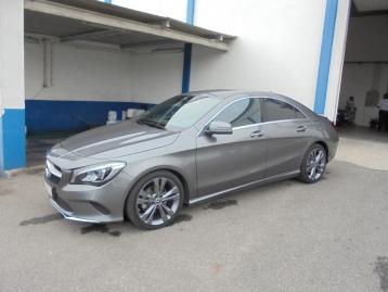 Mercedes-Benz CLA 180 D C/GPS
