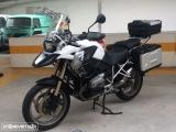 Bmw R  1200 GS  ABS + ESA + ponteira Akrapovic
