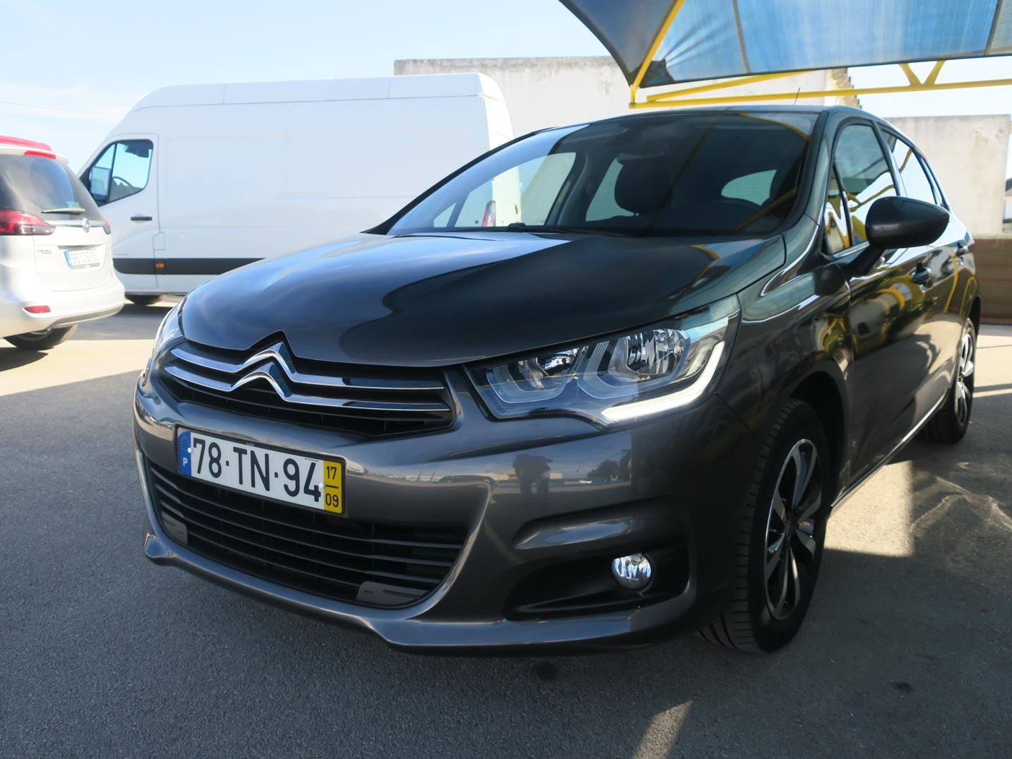 Citroën C4 1.6 HDi BlueHDi Feel 120cv