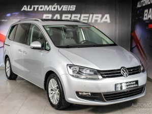 Vw Sharan 2.0 TDi Highline