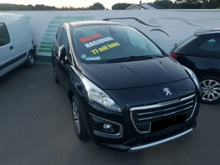 Peugeot 3008 1.6 e-HDI Allure