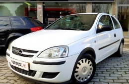 Opel Corsa van cdti