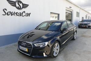 Audi A3 limousine 1.6 TDi S-line S tronic