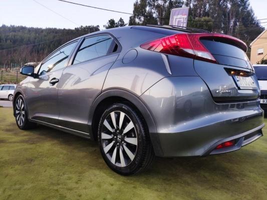 Honda Civic, 2014