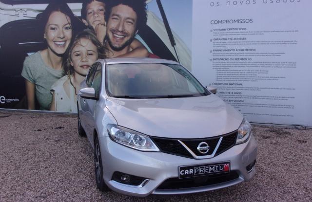 Nissan Pulsar 1.5 dCi 110CV Visia