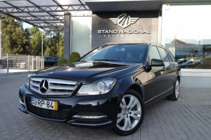 Mercedes-benz C 220 CDi Avantgarde BE 136g Aut.