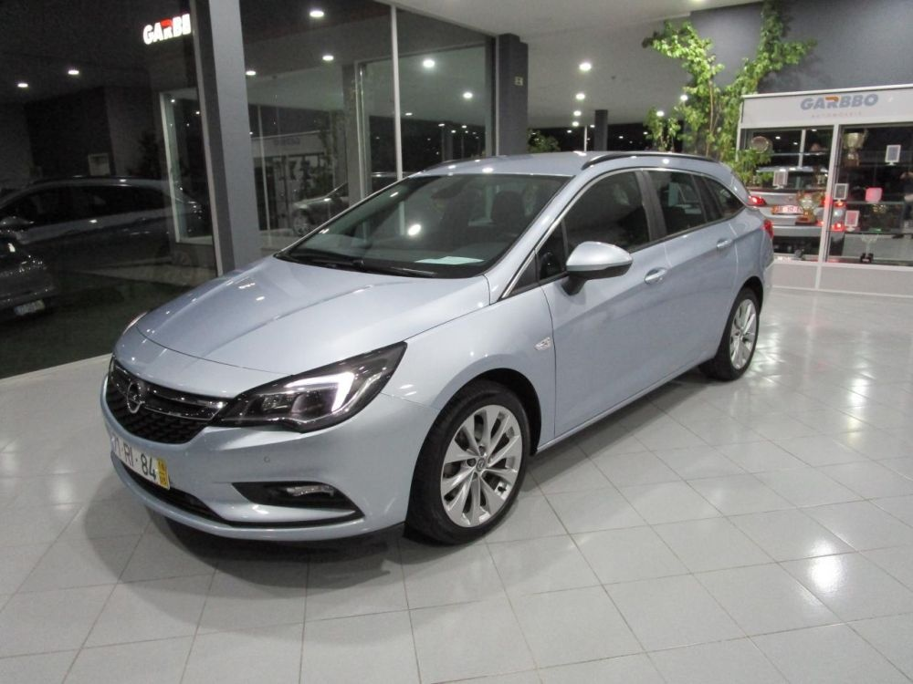 Opel Astra sports tourer astra st 1.6 cdti dynamic s/s