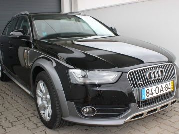 Audi A4 Avant 2.0 TDI ALLROAD XENON/GPS