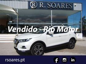 Nissan Qashqai 1.5 dCi N-Connecta 18 RS+PS (NOVO MODELO)