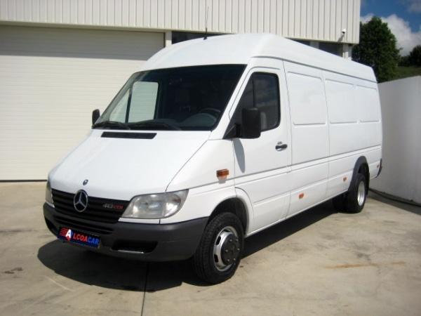 Mercedes-Benz Sprinter 413 CDI /40 TA (129cv) (5p)