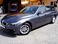 BMW 320 D Touring Lifestyle 184