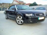 Audi A4 cabrio 2.4