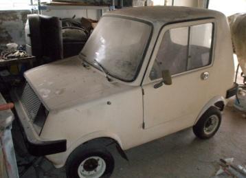 Datsun Sado 550
