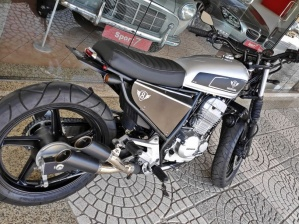Honda Cbf  250 scrambler