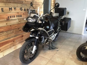 Bmw R  GS 1200 Adventure GSA
