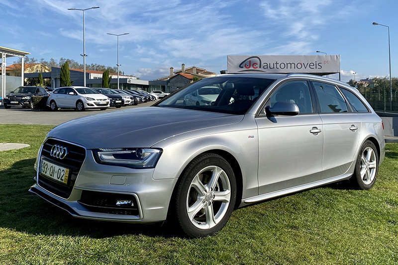 Audi A4 Avant 2.0 TDI Business S-Line Multitronic