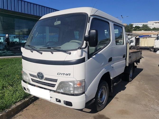Toyota Dyna S 3525 Cabine Dupla