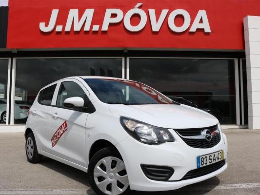 Opel Karl, 2016