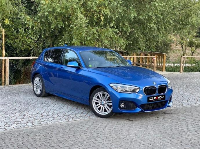 BMW 118 DA M- Sport Pack